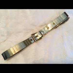 Accessories - Vintage Gold Belt